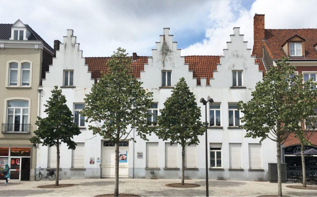 GO! BS Brugge Centrum Vrijdagmarkt wordt hedendaags onderwijspatrimonium